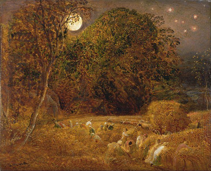 Samuel_Palmer_-The_Harvest_Moon-_Google_Art_Project
