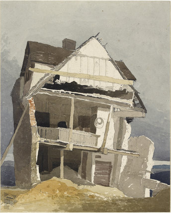 Cotman--Ruined-House